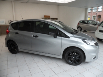 Nissan Note 1200 CVT black edition