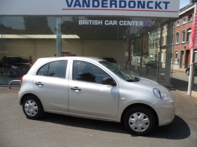 Nissan Micra 1200 Visia pack