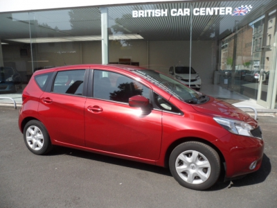 Nissan Note 1200 acenta